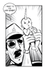 Axe Cop and Uni-baby