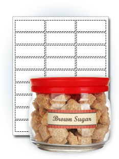 diy food labels templates stickeryou products